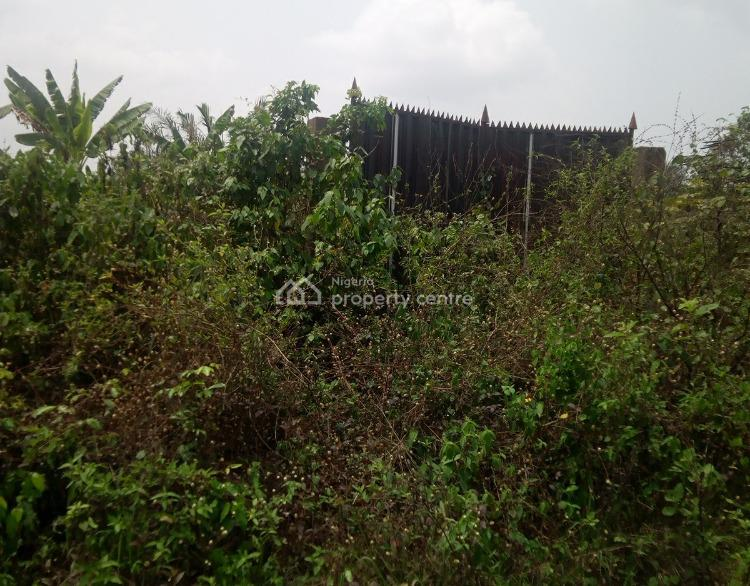 3 Plots of Dry Land in an Estate, Medina Estate, Agbara-igbesa, Lagos, Residential Land for Sale