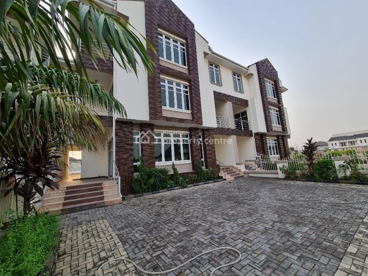 Spacious 4 Bedroom Townhouse, Royal Garden Estate, Ajah, Lagos, Terraced Duplex for Sale