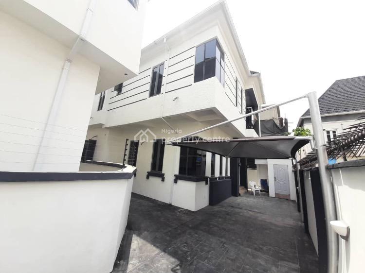 Newly Built 5 Bedrooms Detached House, Bera Estate, Chevron Drive, Lekki, Lagos, Detached Duplex for Sale
