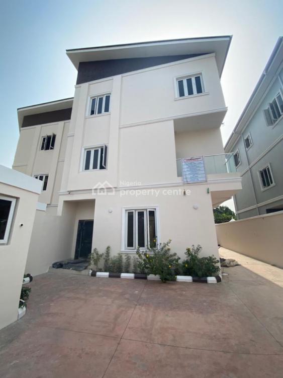 Two Units 5 Bedrooms Semi-detached House + 2 Rooms Bq, Ikoyi, Lagos, Semi-detached Duplex for Sale