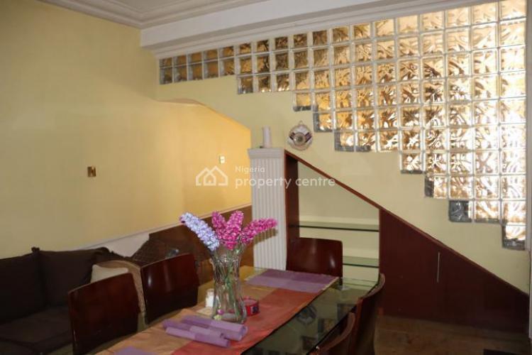 4 Bedroom Semi Detached Duplex with a Large Space at The Back, Crown Estate, Sangotedo, Ajah, Lagos, Semi-detached Duplex for Sale
