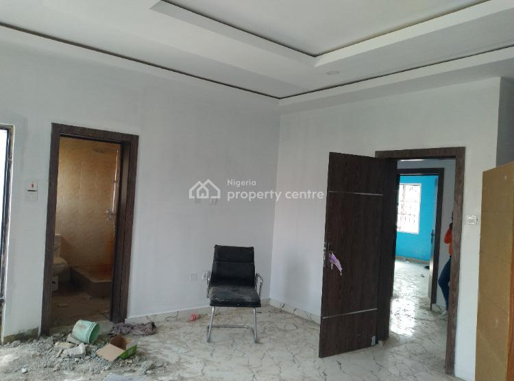Newly Built 3 Bedrooms Terrace, Well Furnished, Sangotedo, Ajah, Lagos, Semi-detached Duplex for Rent