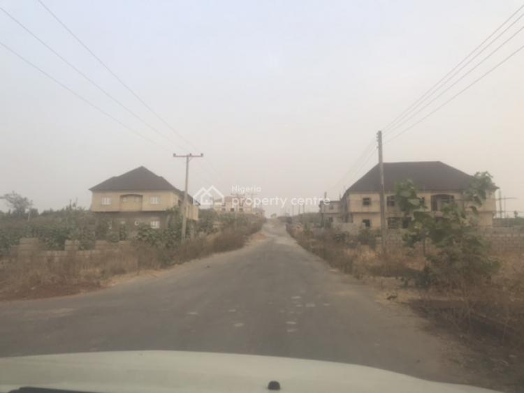 Fenced & Instantly Build and Live Estate Plot, Nnpc Cooperative Estate Behind The Paradise Estate, Life Camp, Abuja, Residential Land for Sale
