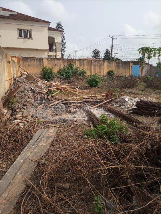 Strategically Located Bare Land, Off Tokunbo Macaulay Shangisha, Gra Phase 1, Magodo, Lagos, Residential Land for Sale