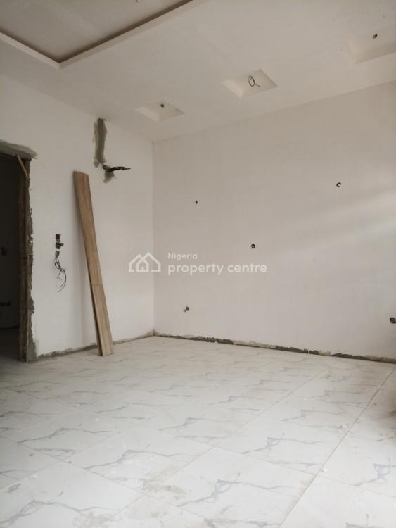 3 Bedrooms Terraced Duplex with a Bq. 24 Hours Light, Orchid Road, By Lekki Second Tollgate, Lekki, Lagos, Terraced Duplex for Sale