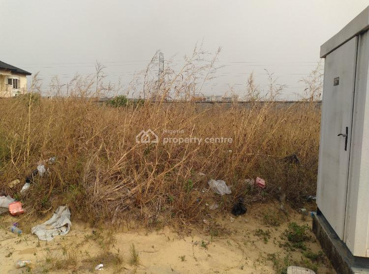 646 Sqm with 4 Board Raft on a Full Plot, Ado, Ajah, Lagos, Mixed-use Land for Sale