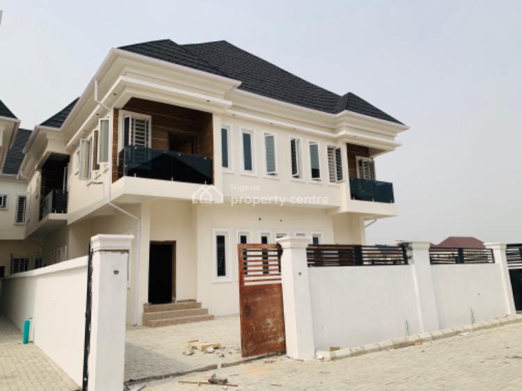 Exotically Finished 4 Bedrooms Semi Detached Duplex. Well Serviced, Harris Drive, Beside Vgc Estate, Lekki, Lagos, Semi-detached Duplex for Sale