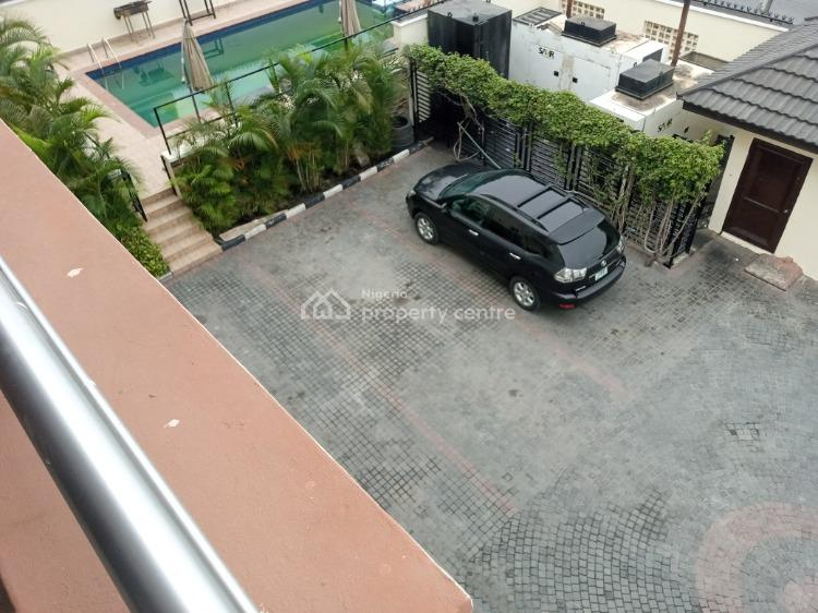 Fully Service 3 Bedroom Apartment with a Room Staff Quarters, Off Chief Yesufu Abiodun Road, Oniru, Victoria Island (vi), Lagos, Flat / Apartment for Rent