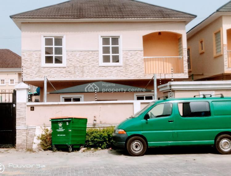 Smart Looking 4 Bedrooms Duplex, Chevron Estate, Lekki, Lagos, Detached Duplex for Sale