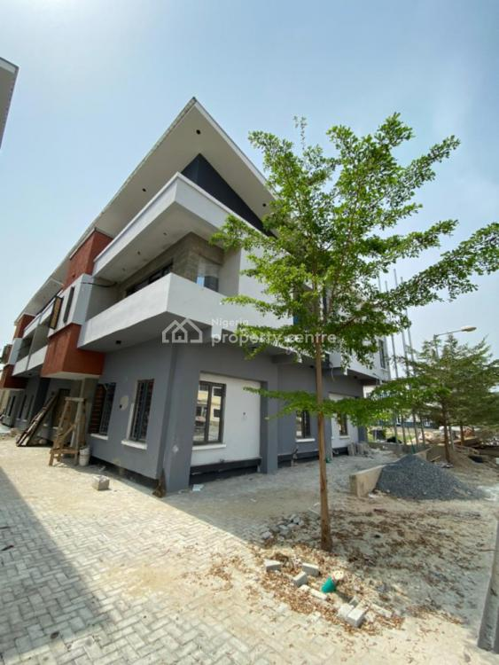 Luxury 4 Bedroom Duplex with Executive Facilities, Orchcid Road By Second Toll Gate Chevron, Lekki Expressway, Lekki, Lagos, Semi-detached Duplex for Sale