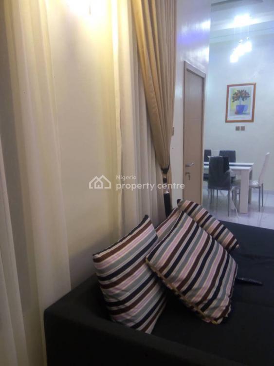 Luxury 4 Bedrooms Duplex, Chevy View Estate, Lekki, Lagos, Detached Duplex Short Let