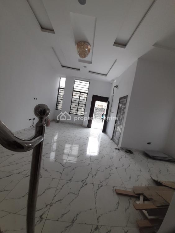 4 Bedroom Semi Detached with a Bq, Chevron, Lekki Phase 2, Lekki, Lagos, Semi-detached Duplex for Sale