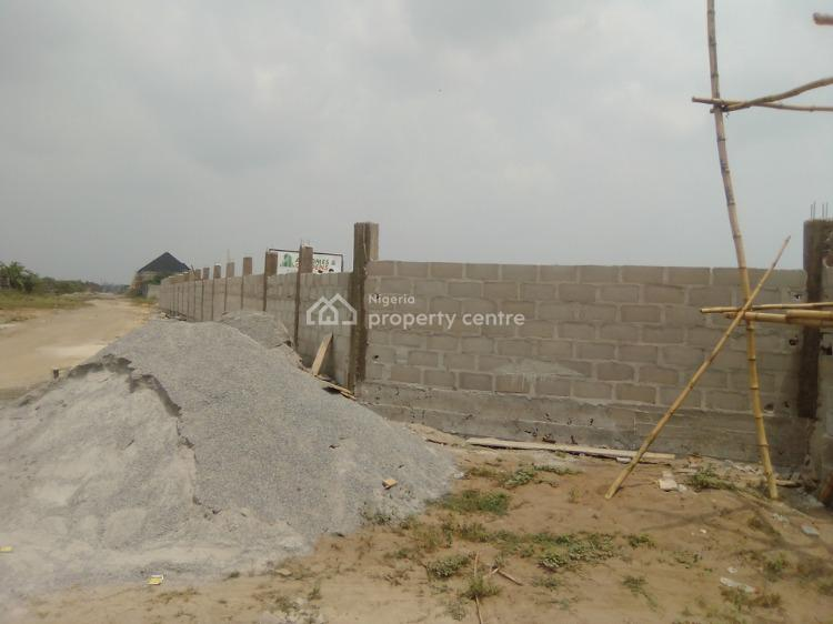 Fenced Dry Land in an Executive Estate, Opposite The Proposed Site for St. Augustine University, Ibeju Lekki, Lagos, Residential Land for Sale