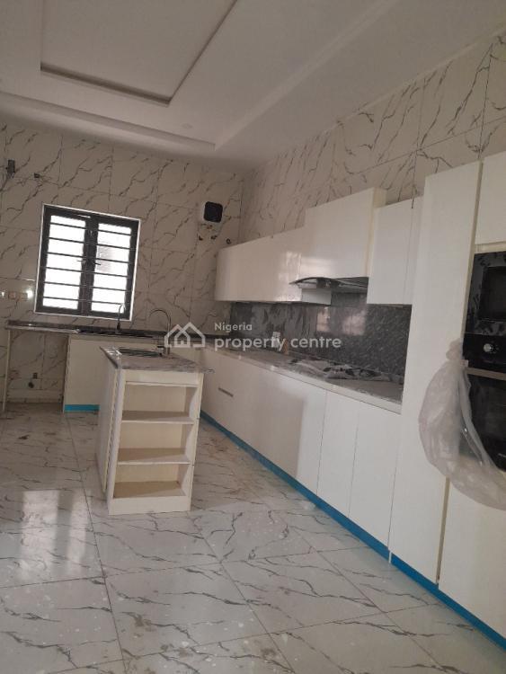 5 Bedroom Fully Detached Duplex with a Bq, Chevron, Lekki, Lagos, Detached Duplex for Sale