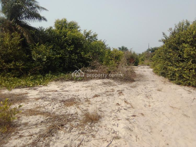 Exclusive Dry Land Beside 5 Other Estates, Close to The New International Sea Port, Ibeju Lekki, Lagos, Residential Land for Sale