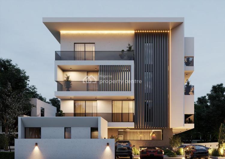 4 Bedrooms Maisonette + Bq (off Plan), Ikate, Lekki, Lagos, House for Sale