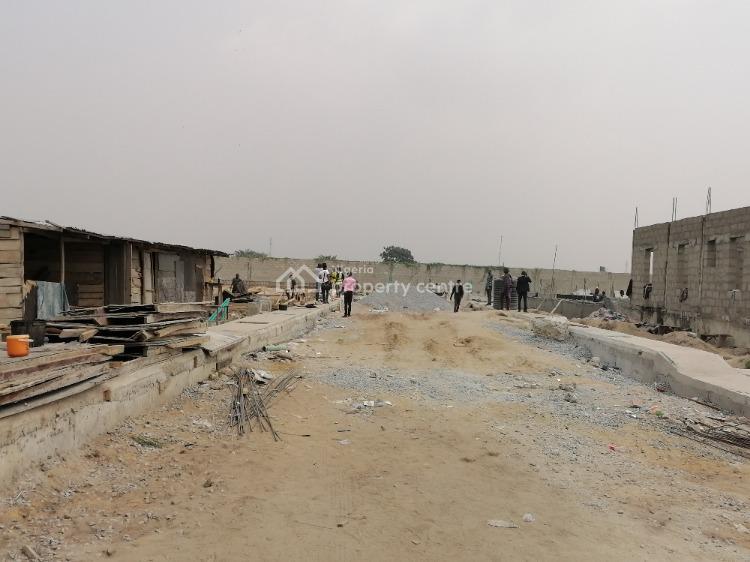 3 Bedroom Terraced Duplex, Before Lagos Business School, Ajiwe, Ajah, Lagos, Terraced Duplex for Sale