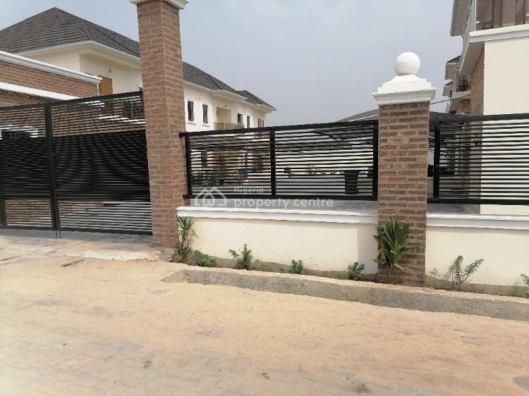 Luxury 4 Bedroom Semi Detached Duplex with Bq, Ajah, Before Lagos Business School, Lekki Phase 2, Lekki, Lagos, Semi-detached Duplex for Sale