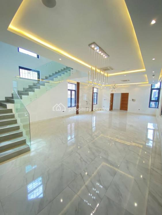 5 Bedrooms Fully Detached Smart House with Private Cinema and Pool, Lekki Phase 1, Lekki, Lagos, Detached Duplex for Sale
