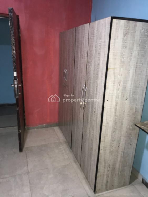 Newly Built Hostel Accommodation, Iwaya, Onike, Yaba, Lagos, Flat / Apartment Short Let