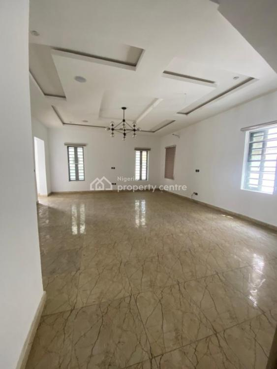 5 Bedroom Fully Detached Duplex with Bq, Osapa, Lekki, Lagos, Flat for Rent