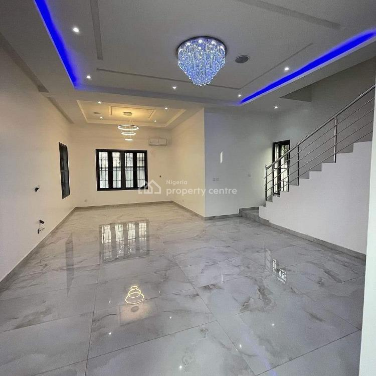 Exquisitely Finished 5 Bedrooms Semi Detached House, Banana Island, Ikoyi, Lagos, Semi-detached Duplex for Sale