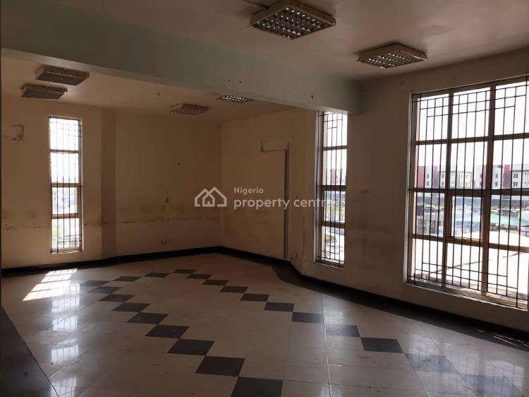 Serviced 100sqm Open Plan Office Space, Directly Facing Lekki Epe Expressway By Marwa Bus Stop, Lekki Phase 1, Lekki, Lagos, Office Space for Rent
