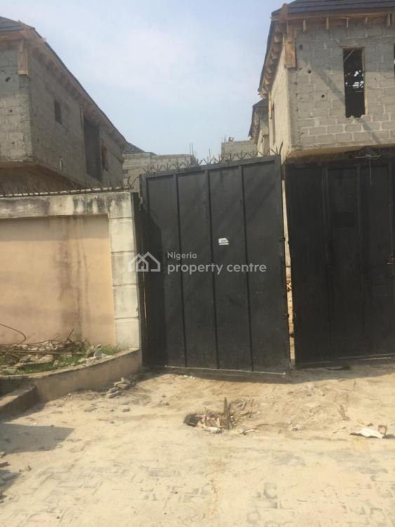 4 Units of 4 Bedroom Duplex (carcass Level), Agungi, Lekki, Lagos, Detached Duplex for Sale