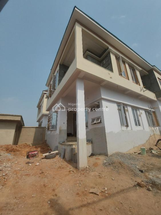 Newly Built 5 Bedrooms Duplex with Swimming Pool, Shangisha, Gra Phase 2, Magodo, Lagos, Detached Duplex for Sale