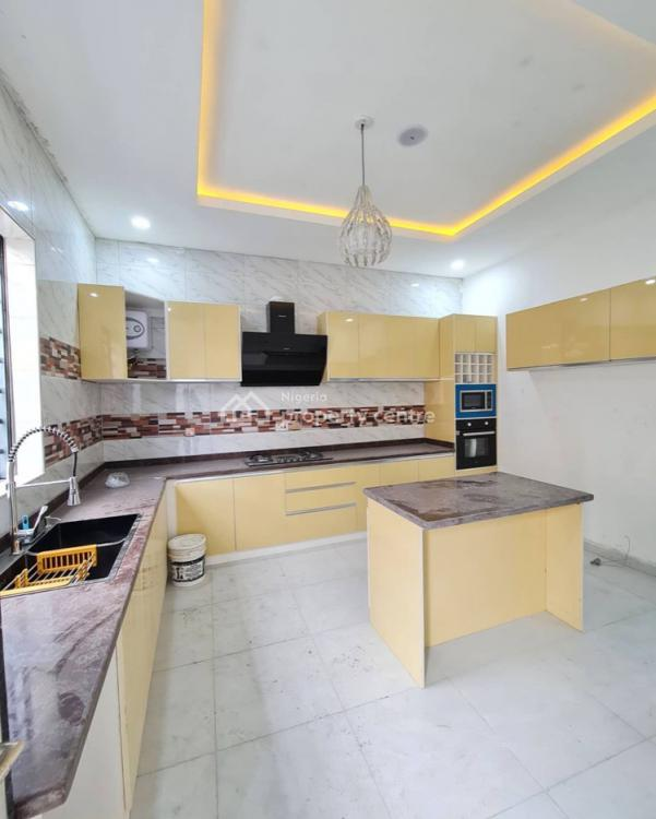 Brand New Exquisitely Built 5 Bedrooms Detached Duplex with Swimming Pool, Ajah, Lagos, Detached Duplex for Sale