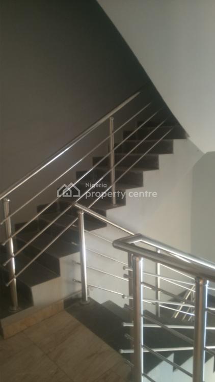 Luxury 4 Bedrooms Duplex, Guzape District, Abuja, Terraced Duplex for Sale