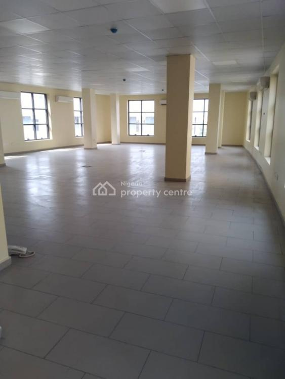 175sqm  Open Plan Serviced Office Space, Admiralty Way, Lekki Phase 1, Lekki, Lagos, Office Space for Rent