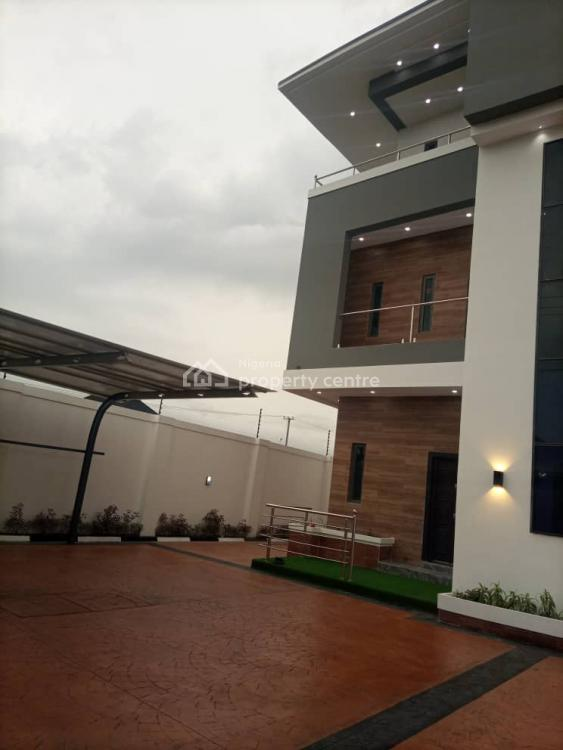 Luxury New Castle 5 Bedrooms Duplex with Swimming Pool, Gbalajam, Port Harcourt, Rivers, Detached Duplex for Sale
