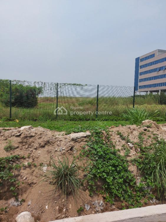 2500 Sqm Water Front, Acasia, Osborne, Ikoyi, Lagos, Residential Land for Sale