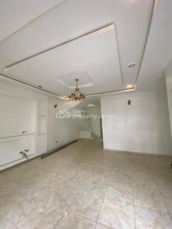 4 Bedroom Semi Detached Duplex with Bq, Orchid Road, Lekki, Lagos, Semi-detached Duplex for Sale