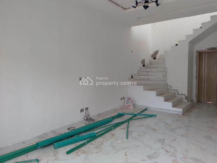 Brand New 4 Bedrooms Semi-detached House with Bq, Idado, Lekki, Lagos, Semi-detached Duplex for Sale