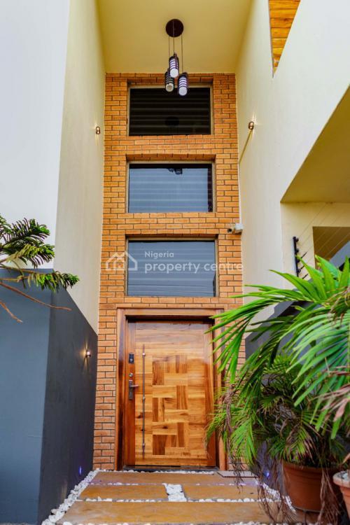 Tastefully Built 6 Bedroom Semi Detached House;, Osborne, Lekki Phase 2, Lekki, Lagos, Semi-detached Duplex for Sale