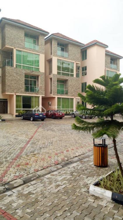 Luxury 3 Bedroom Maisonette Duplex Bq Swimming Pool, Gym, Play, Off Glover Road, Old Ikoyi, Ikoyi, Lagos, House for Sale