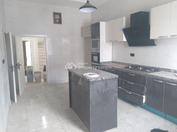 Brand New 5-bedroom Fully Detached House with Bq, Agungi, Lekki, Lagos, Detached Duplex for Sale