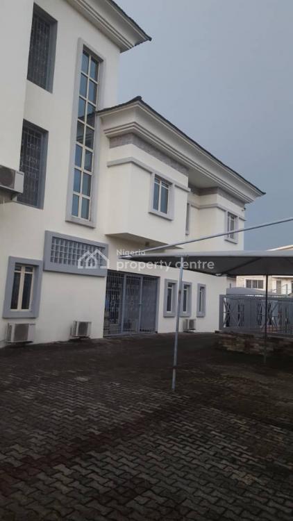 5 Bedroom Fully Serviced Duplex, By Nepa Bus Stop, Lekki Phase 1, Lekki, Lagos, Terraced Duplex for Rent