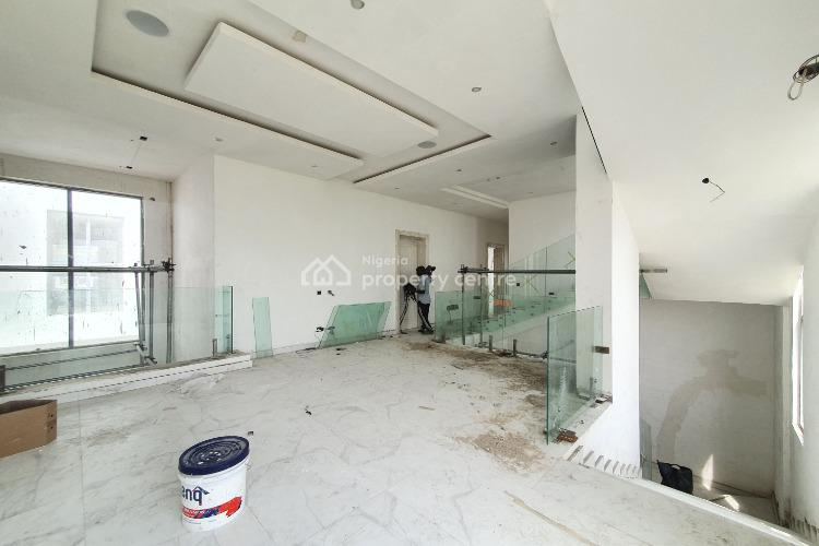 Brand New, Contemporary 5 Bedroom Fully Detached Duplex with Swimming, Pinnock Beach Estate, Lekki, Lagos, Detached Duplex for Sale