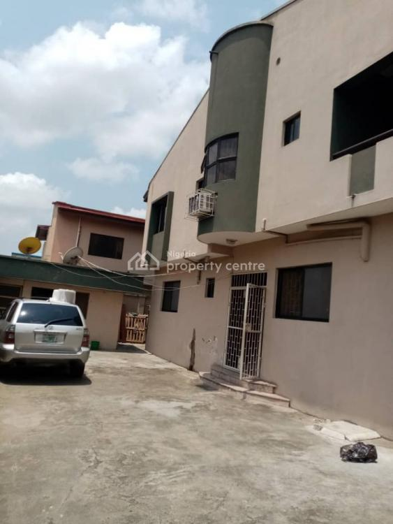 Well Maintained 4 Units of 3 Bedroom Flat, Awuse Estate, Opebi, Ikeja, Lagos, Flat / Apartment for Sale