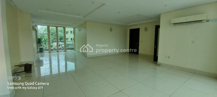 Most Cheapest Luxury Serviced 4 Bedroom Apartment with Nice Ambience, Off Bourdillion Road, Ikoyi, Lagos, Flat / Apartment for Rent