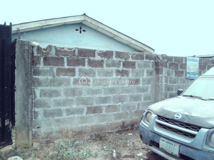 a Bungalow of 4 Nos Miniflats, 4 Nos Self-contained, Oluade Tokun Street Off Taju Bello, Iju-ishaga, Agege, Lagos, Block of Flats for Sale