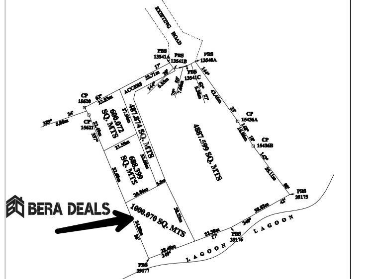 1000sqm of Waterfront Land, Zone J, Banana Island, Ikoyi, Lagos, Land for Sale