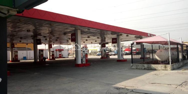 Petrol Station with 15 Pumps, Km 12 Lekki Expressway, Ikate Elegushi, Lekki, Lagos, Filling Station for Sale