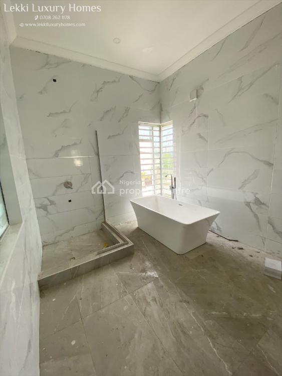 Brand New 5 Bedroom Detached Duplex with B.q, Ikate, Lekki, Lagos, Detached Duplex for Sale