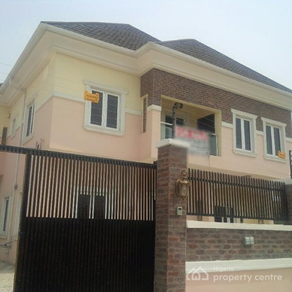 Beautifully Built 2 Units Of 5 Bedroom Detached Duplex , Lekki, Lagos, 5 Bedroom House For Sale