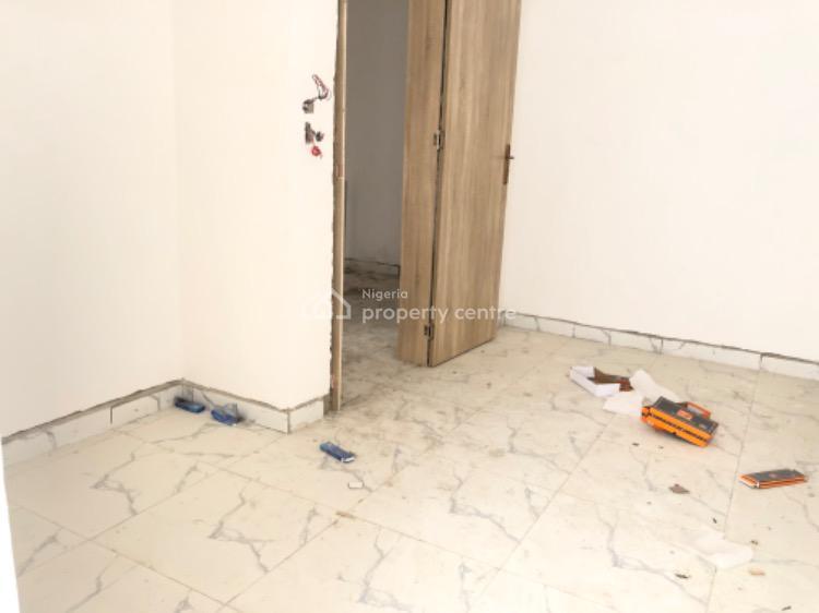 3 Bedrooms Terraced Duplex with Bq, Chevron Tollgate, Lekki, Lagos, Terraced Duplex for Sale
