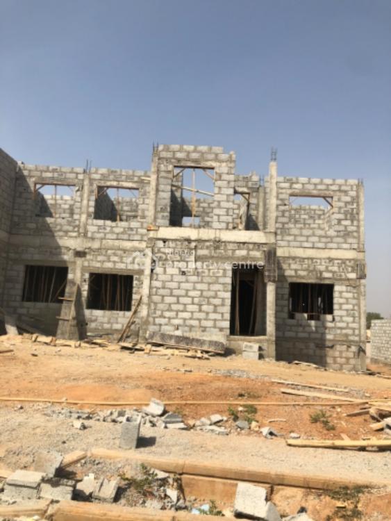 Four Bedroom Semidetached House, Lokogoma District, Abuja, Semi-detached Duplex for Sale